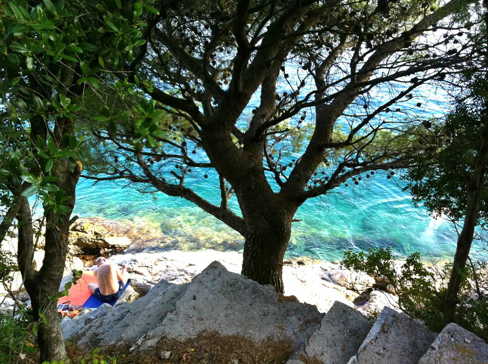 Lapad-Coves
