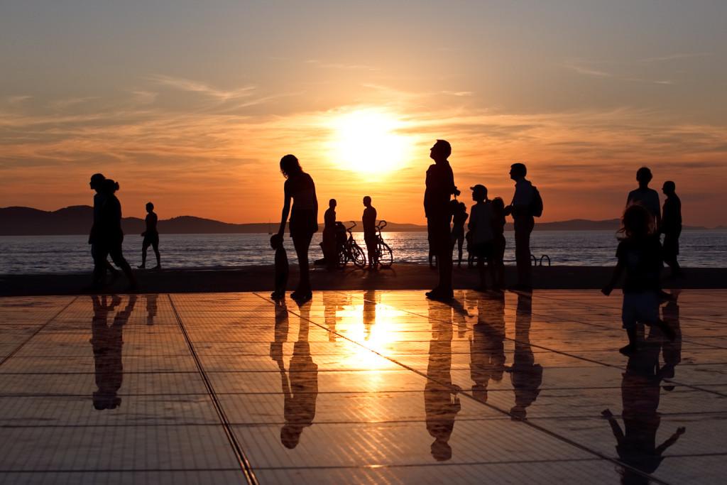 Le Salut au Soleil by TIM ERTL, Fotoarhiva TZG Zadar
