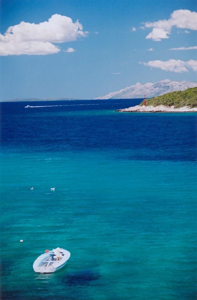 Loviste Bay-sea