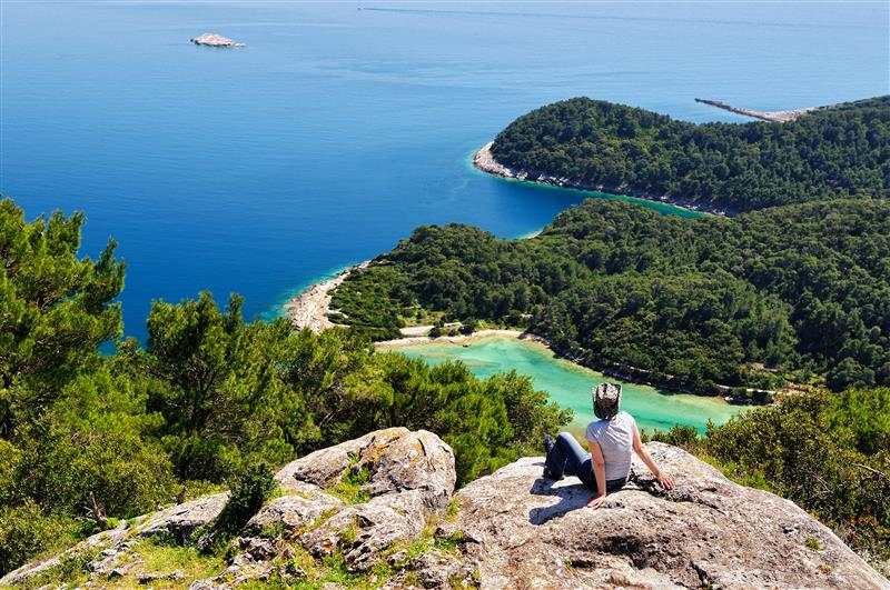 Mljet Soline by Aleksandar Gospic via Croatian National Tourist Board