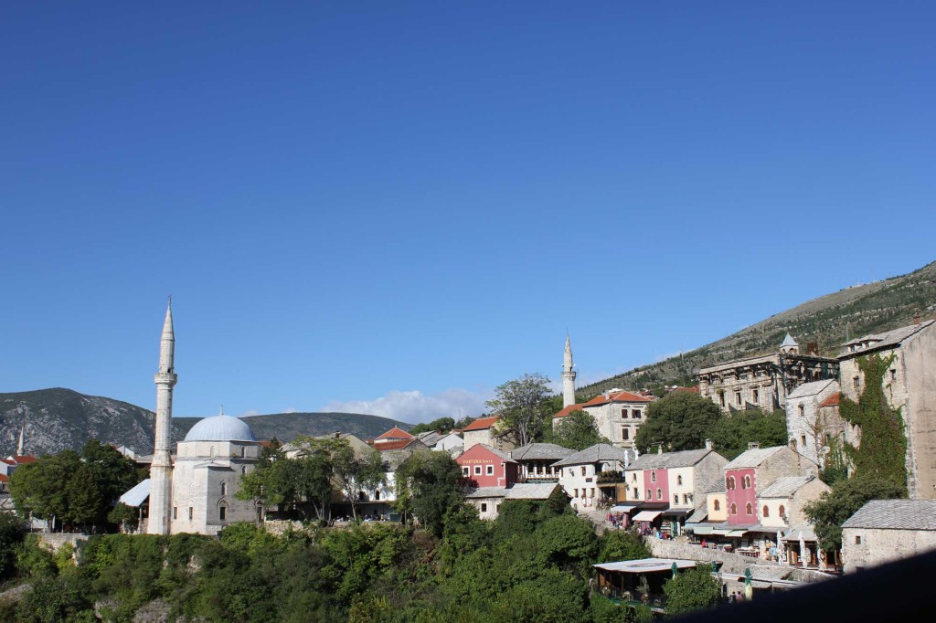Mostar Old Town (1)