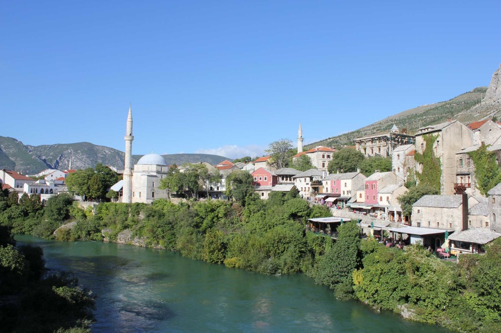 Mostar Old Town (2)