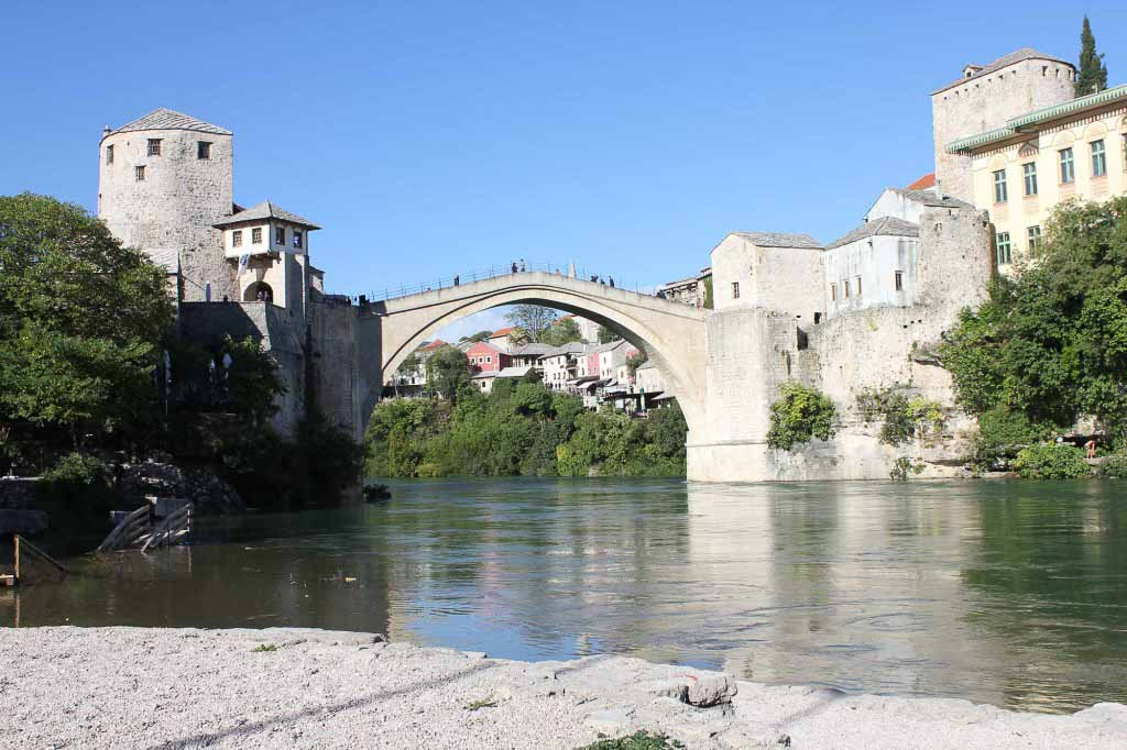 Mostar Old Town Bridge (27)