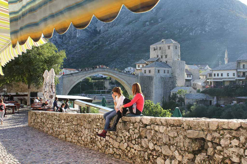 Mostar Old Town Bridge (29)