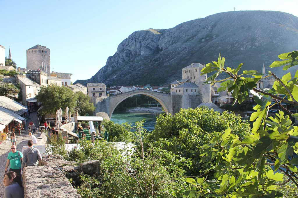 Mostar Old Town Bridge (31)