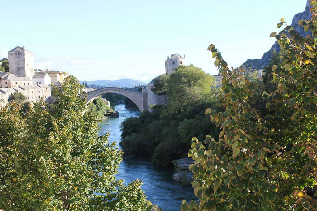Mostar Old Town Bridge (33)