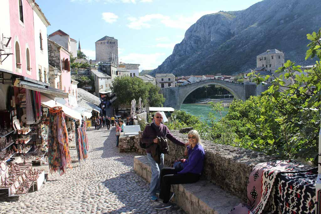 Mostar Old Town Bridge (34)