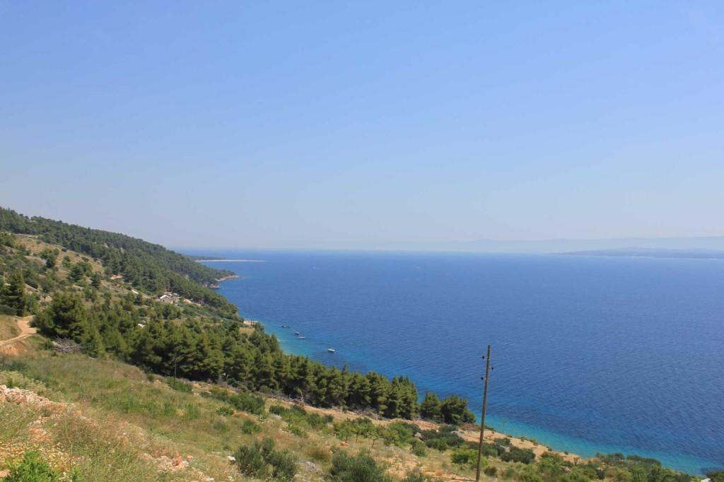 Murvica Beach, Near Bol, Brac Island (1)