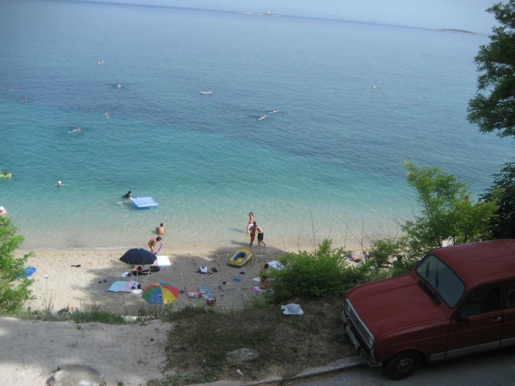 Orebic Main Beach, Peljesac Peninsula (2)