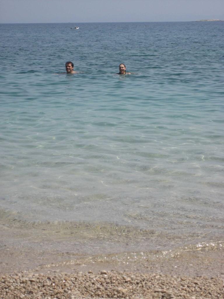 Orebic Main Beach, Peljesac Peninsula (3)