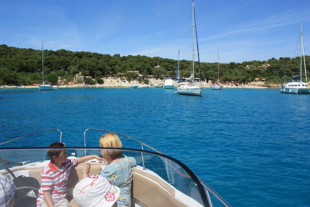 Pakleni Islands, Hvar Island, Split & Trogir Excursion (29)
