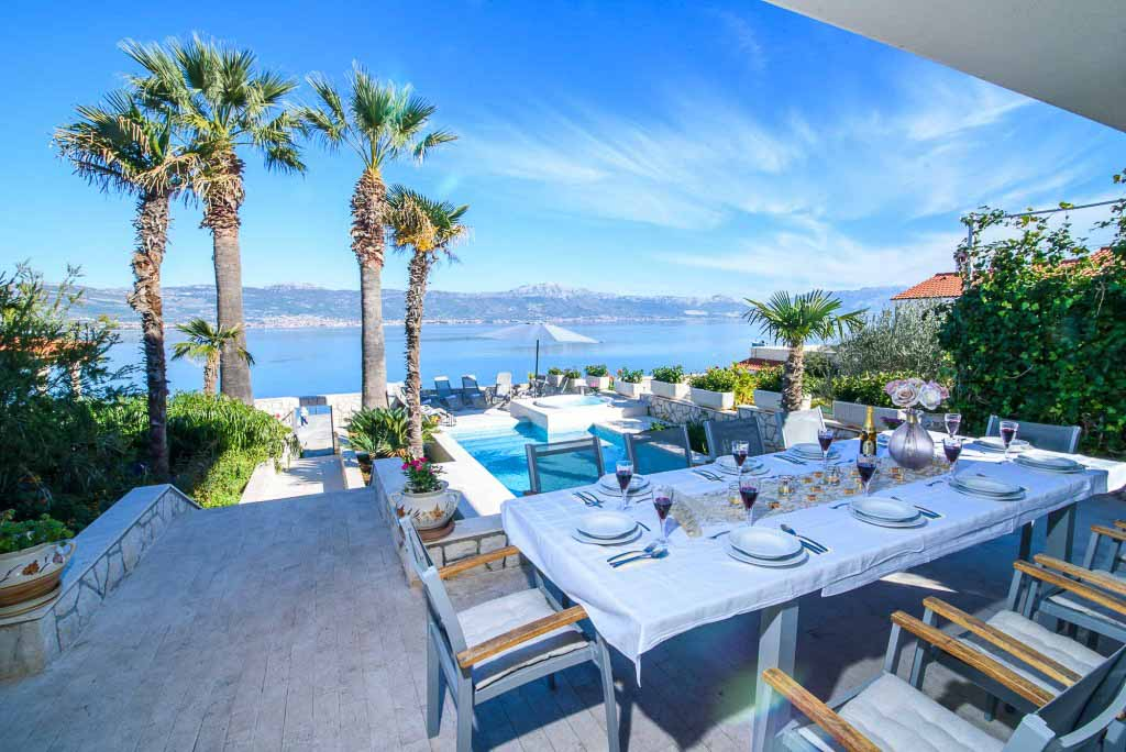 Palm Tree Villa, Slatine, Ciovo, Trogir, Split Riviera (79)