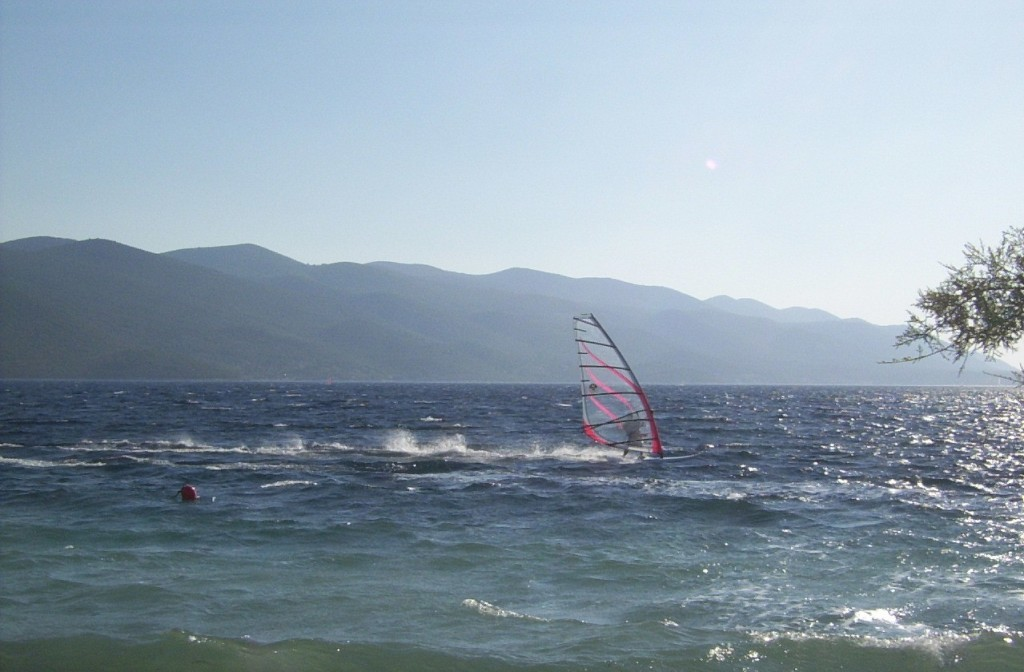 Peljesac Windsurfing 2