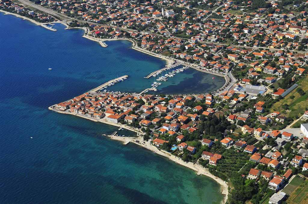 Pirovac and Biograd by Ivo Pervan via Croatian National Tourist Board 1
