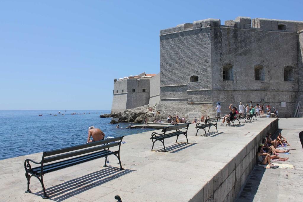 Porporela Old Town Beach, Dubrovnik (10)