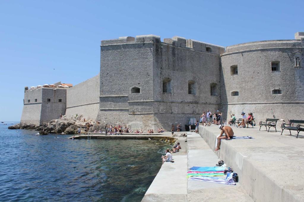 Porporela Old Town Beach, Dubrovnik (12)