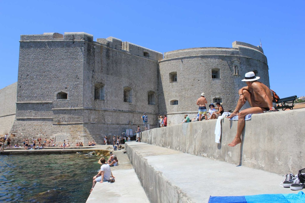 Porporela Old Town Beach, Dubrovnik (13)