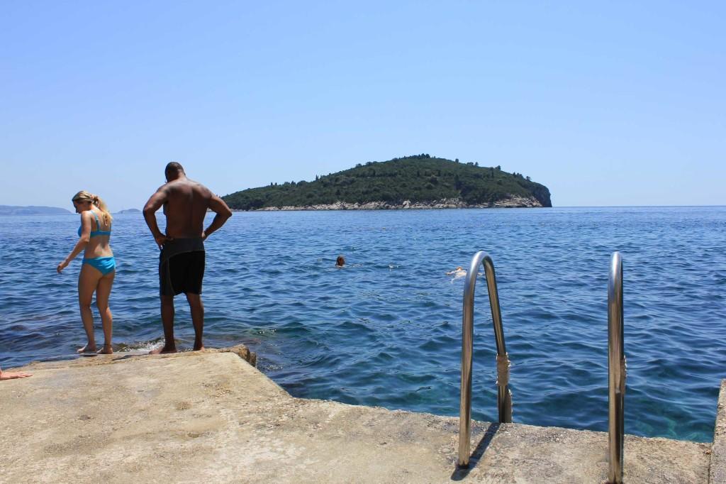 Porporela Old Town Beach, Dubrovnik (16)