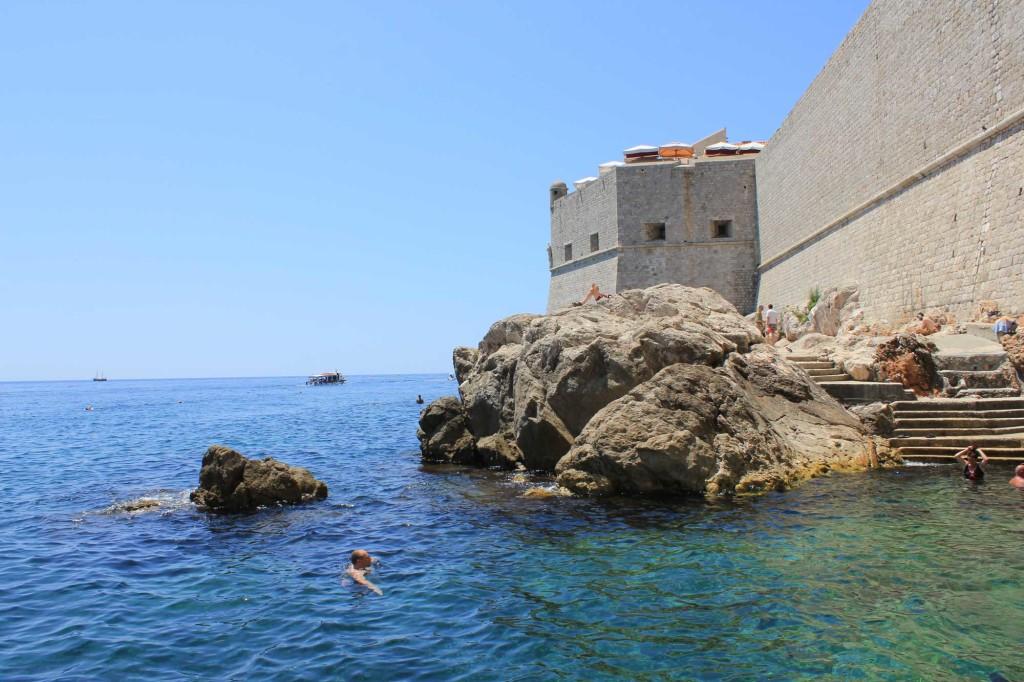 Porporela Old Town Beach, Dubrovnik (19)