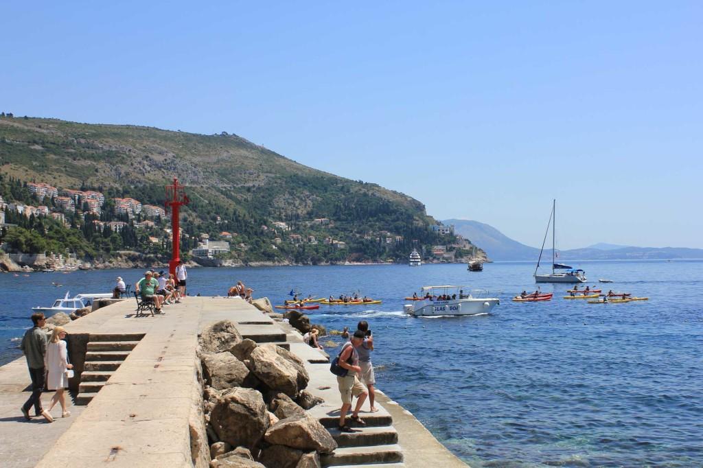 Porporela Old Town Beach, Dubrovnik (20)