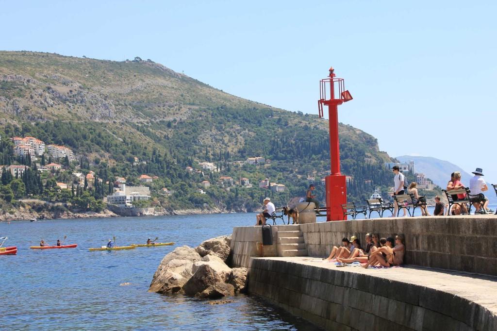 Porporela Old Town Beach, Dubrovnik (21)