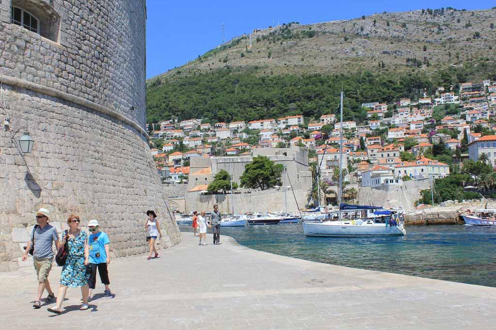Porporela Old Town Beach, Dubrovnik (22)