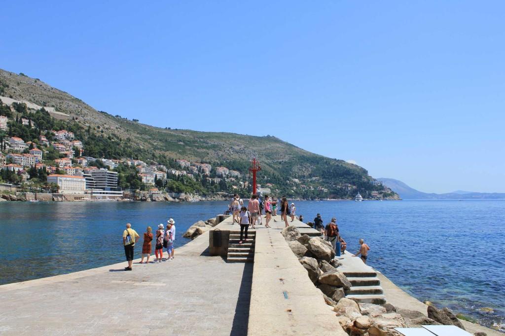 Porporela Old Town Beach, Dubrovnik (5)