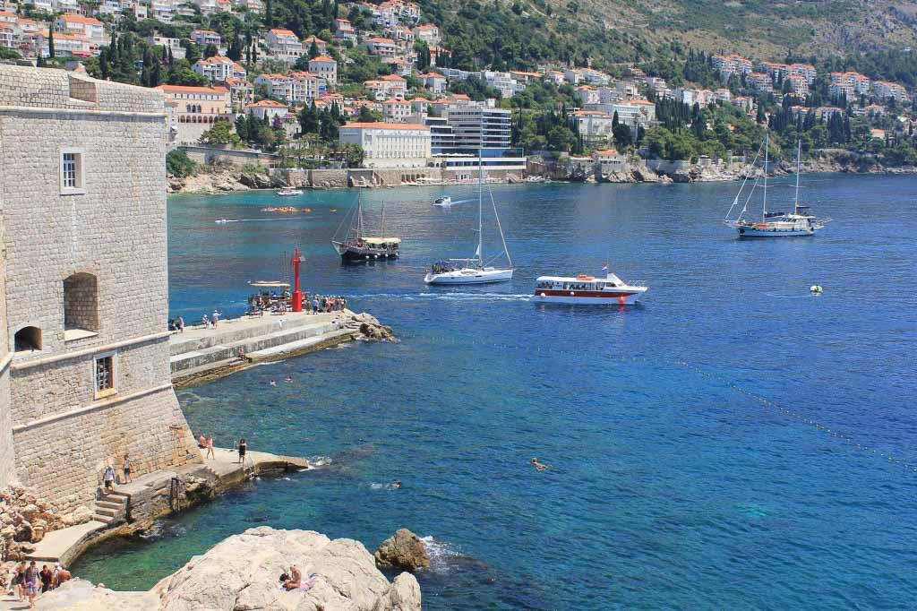 Porporela Old Town Beach, Dubrovnik (8)