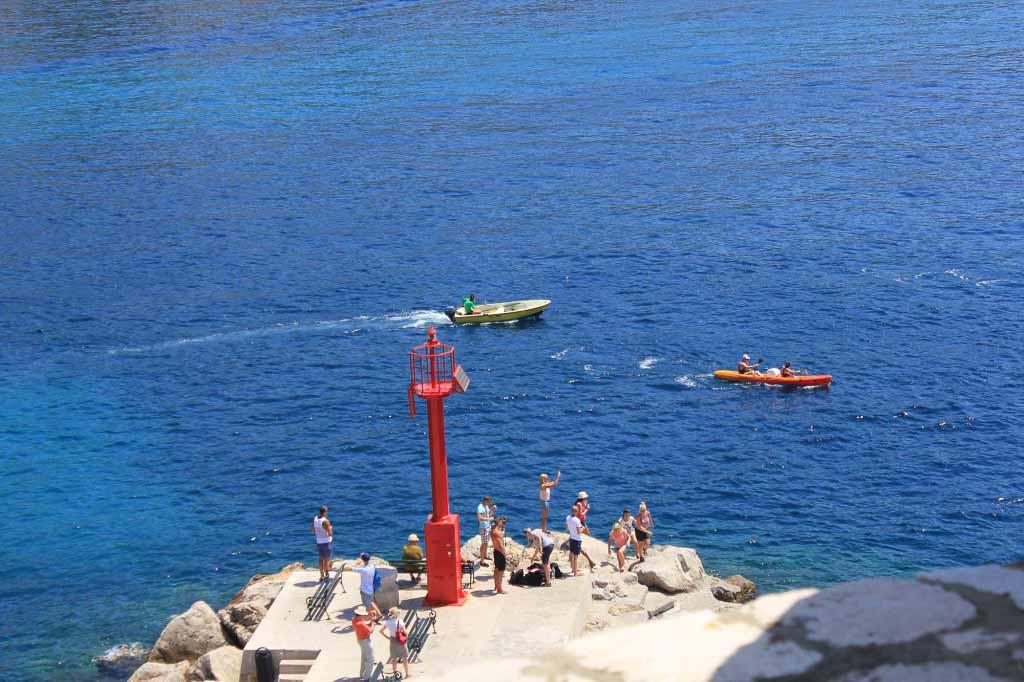 Porporela Old Town Beach, Dubrovnik (9)