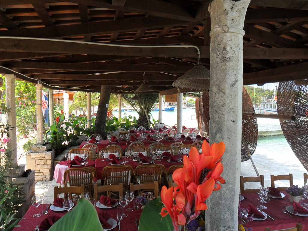 Restaurant Barsa, Loviste Bay, Peljesac Peninsula (3)