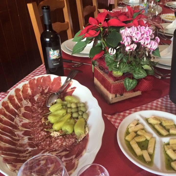Restaurant Borgonja, Visnjan, Istria 1