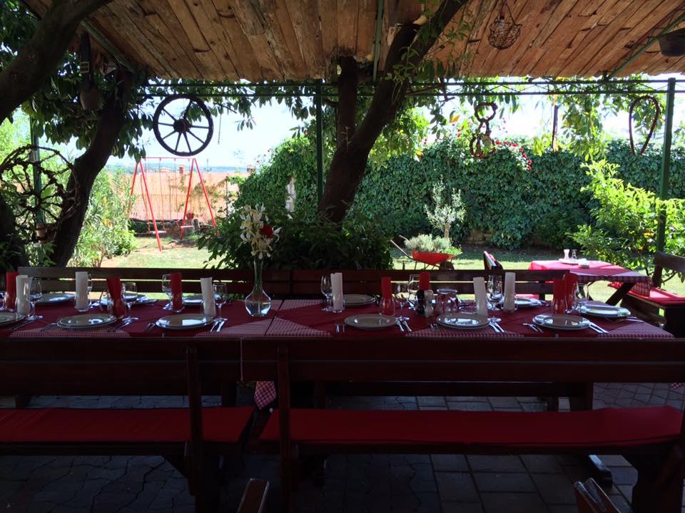 Restaurant Borgonja, Visnjan, Istria