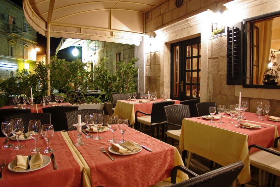 Restaurant Dalmacija, Cavtat, Dubrovnik, Croatia