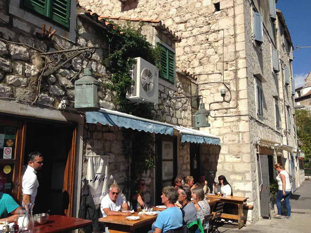 Restaurant Fife, Split Old Town Riva (3)