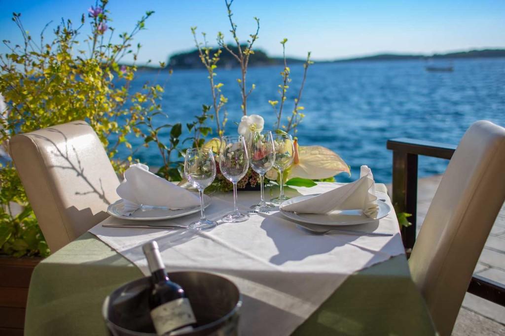 Restaurant Gariful,  Hvar Town, Hvar Island (2)