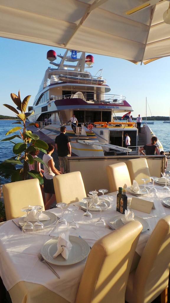 Restaurant Gariful,  Hvar Town, Hvar Island (8)