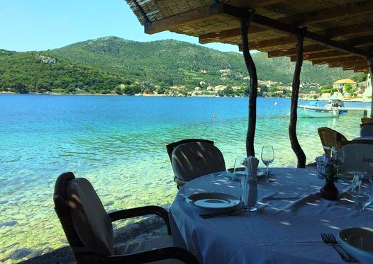 Restaurant Gverovic Orsan, Zaton, Dubrovnik Riviera, Croatia