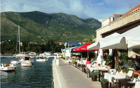 Restaurant Ivan, Cavtat, Dubrovnik, Croatia  (1)