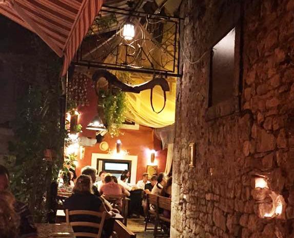 Restaurant Konoba Aba, Porec, Istria, Croatia