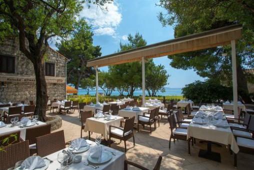 Restaurant Konoba Astarea, Mlini Bay, Dubrovnik Riviera