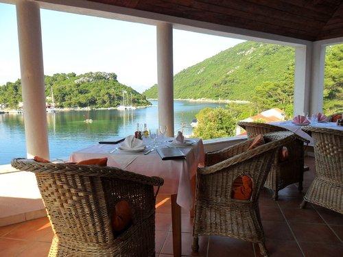 Restaurant Maestral Okuklje Mljet Island, Dubrovnik Riviera 1