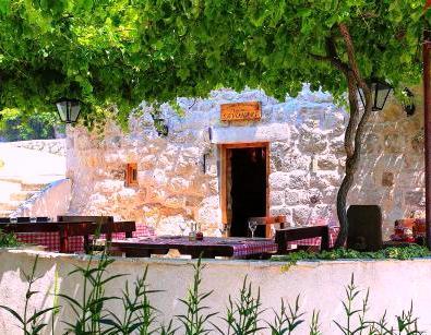 Restaurant Savonari, Orasac, Dubrovnik Riviera, Croatia