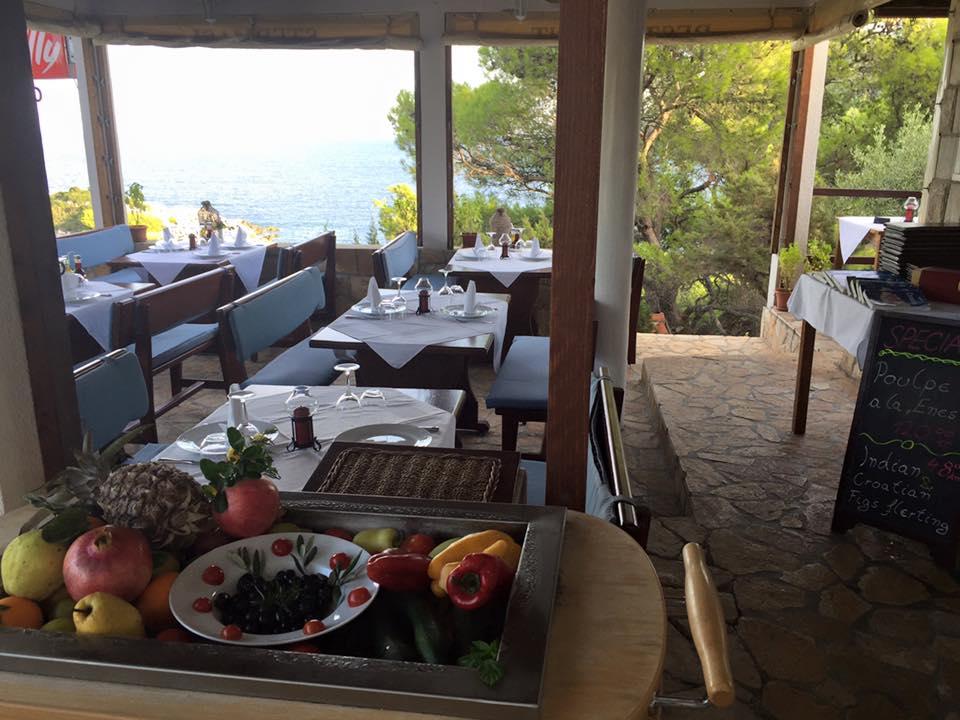 Restaurant Stermasi, Mljet Island, Dubrovnik Riviera 1