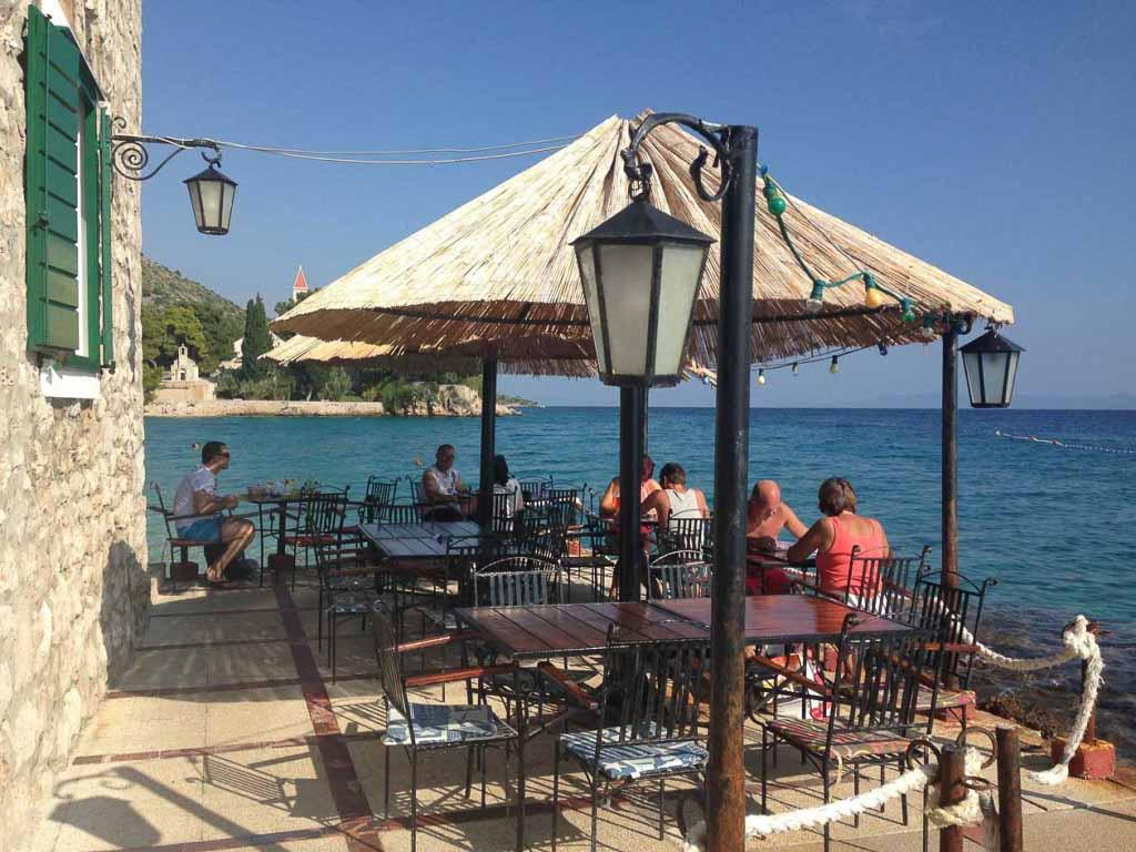 Ribarska Kucica Restaurant, Bol Town, Brac Island (15)