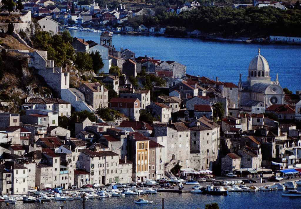 Sibenik by Ivo Pervan via Croatian National Tourist Board