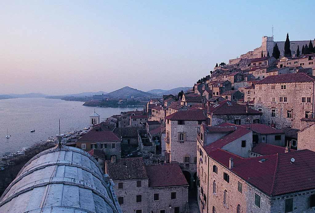 Sibenik by Sergio Gobbo via Croatian National Tourist Board