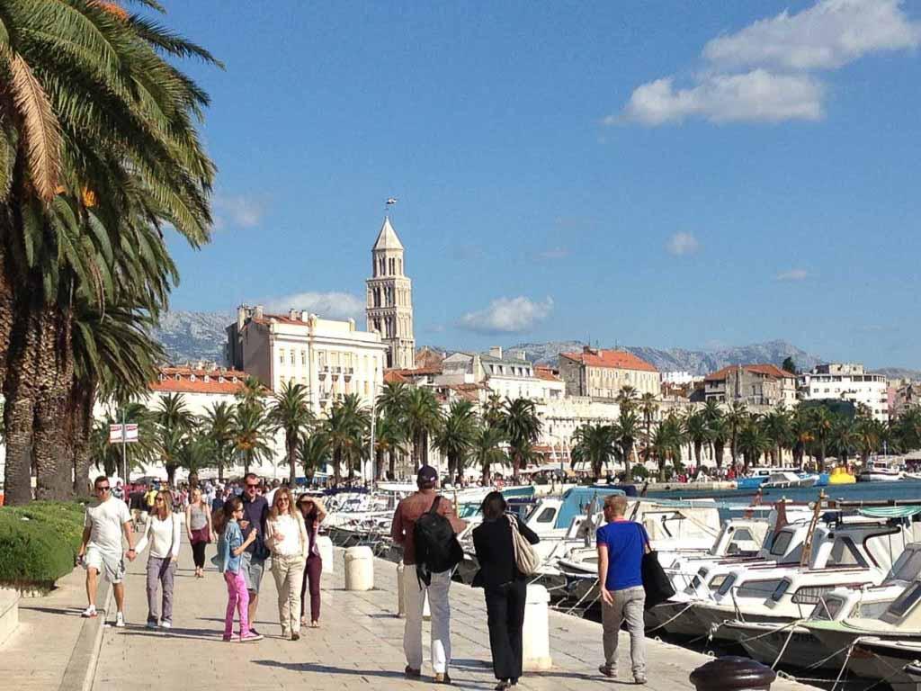 Split Old Town Riva (1)