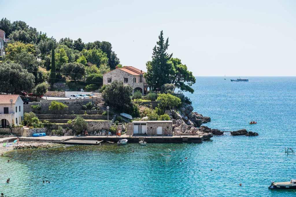 Stikovica Bay, Dubrovnik Riviera (1)