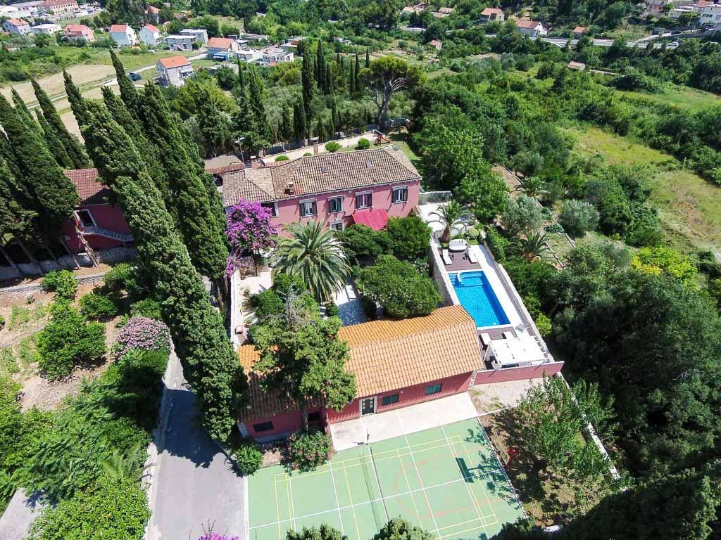 Summer Villa, Mlini Bay, Dubrovnik Riviera (5)