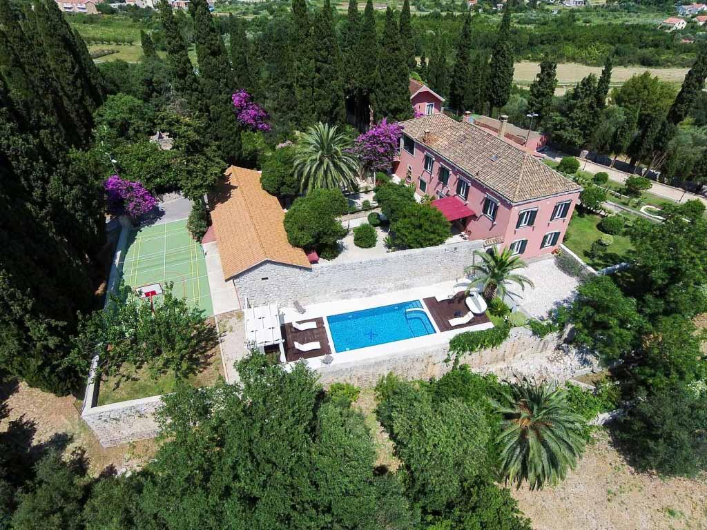 Summer Villa, Mlini Bay, Dubrovnik Riviera (7)